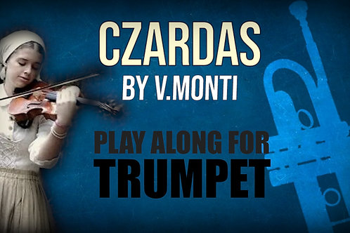 CZARDAS by MONTI TRUMPET_IN_Bb