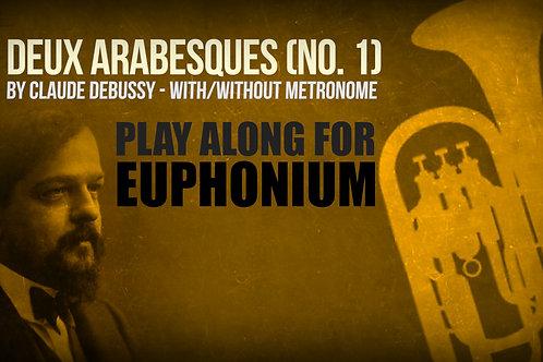 Deux Arabesques (No. 1) - CLAUDE DEBUSSY - Para BOMBARDINO