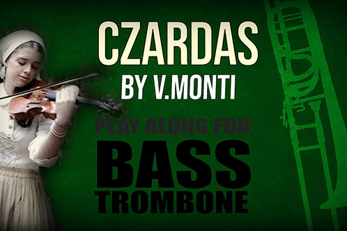 CZARDAS by MONTI BASS_TROMBONE