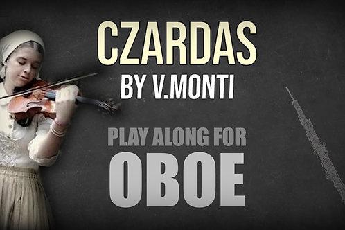 CZARDAS by_MONTI OBOE