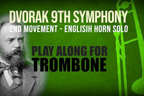 ⛵Dvorak's 9th Symphony⛵ ENGLISH_HORN_SOLO for_TENOR_TROMBONE