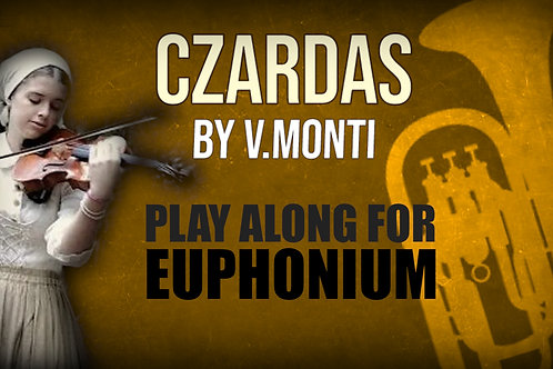 CZARDAS by MONTI BASS_EUPHONIUM