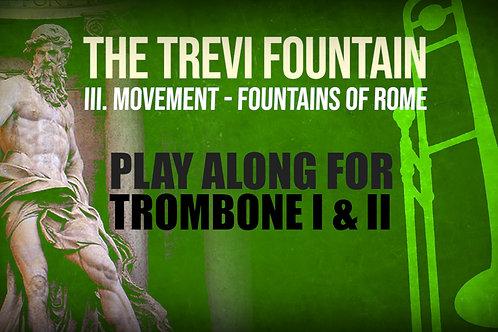 ⛲THE TREVI FOUNTAIN⛲ Ottorino_Respighi TENOR_TROMBONE I & II