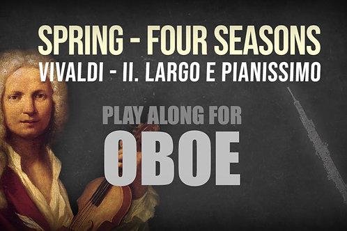 🌼SPRING🌼 THE_FOUR_SEASONS VIVALDI_for OBOE