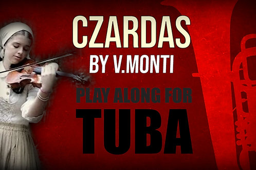CZARDAS by MONTI TENOR_TUBA