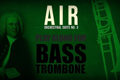 "🌬️""AIR"" by J.S.Bach - Suite No.3 in D Major BWV 1068 BT"