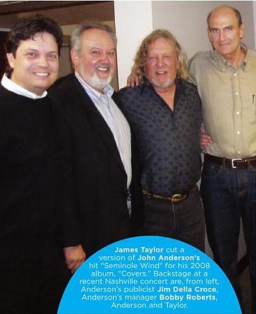 Jim Della Croce Featured on Billboard - July 25, 2009