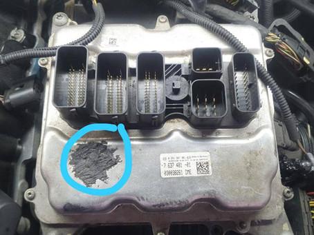 CASE STUDY #2: BMW 5 SERIES (F10) ENGINE VIBRATION