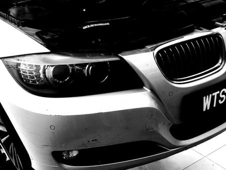 BMW Engine Oil Leak