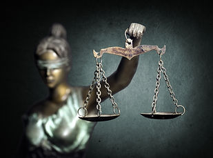 Lady Justice or Themis or Justilia (Godd