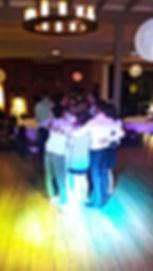 Tanzen mit den besten Freunden