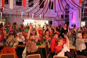 Karneval Herford im Grün Gold Haus