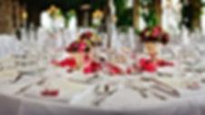 Hochzeits Tisch
