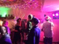 Tanzfläche mit Gästen