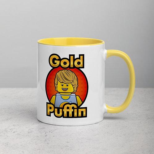Classic Samson Mug (red logo background)