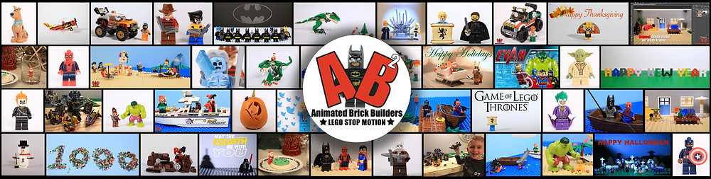 LEGO brick films, how-to videos, free LEGO give-a-way contests, behind the scenes videos, LEGO games and fast builds of LEGO sets.