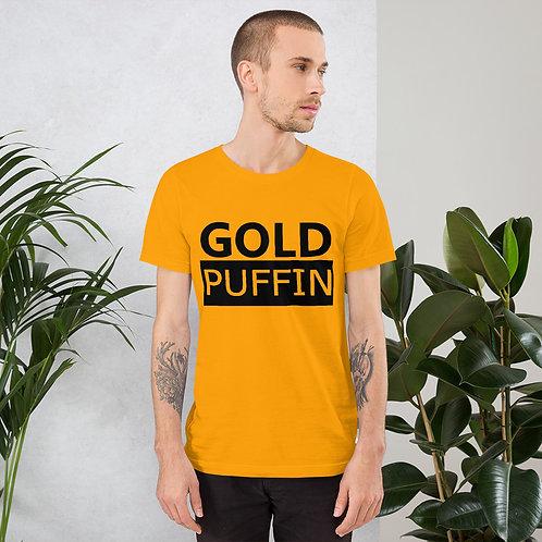 Gold Puffin Bold T-Shirt