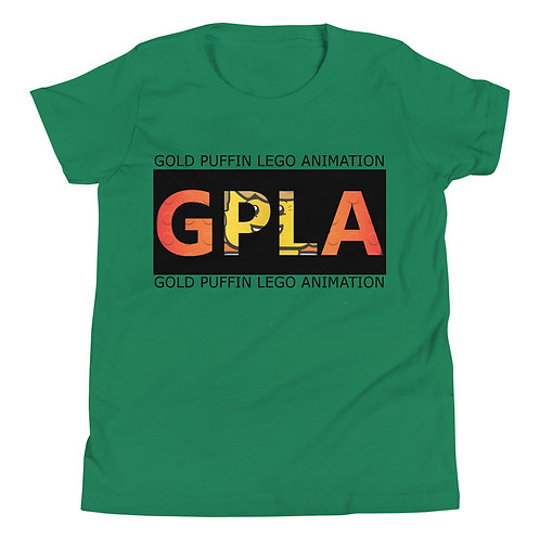 GPLA Youth Short Sleeve T-Shirt