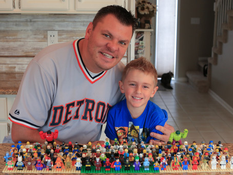"""Exclusive interview with Animated Brick Builders, winner of the Gold Puffin """"Heroes"""" contest"""
