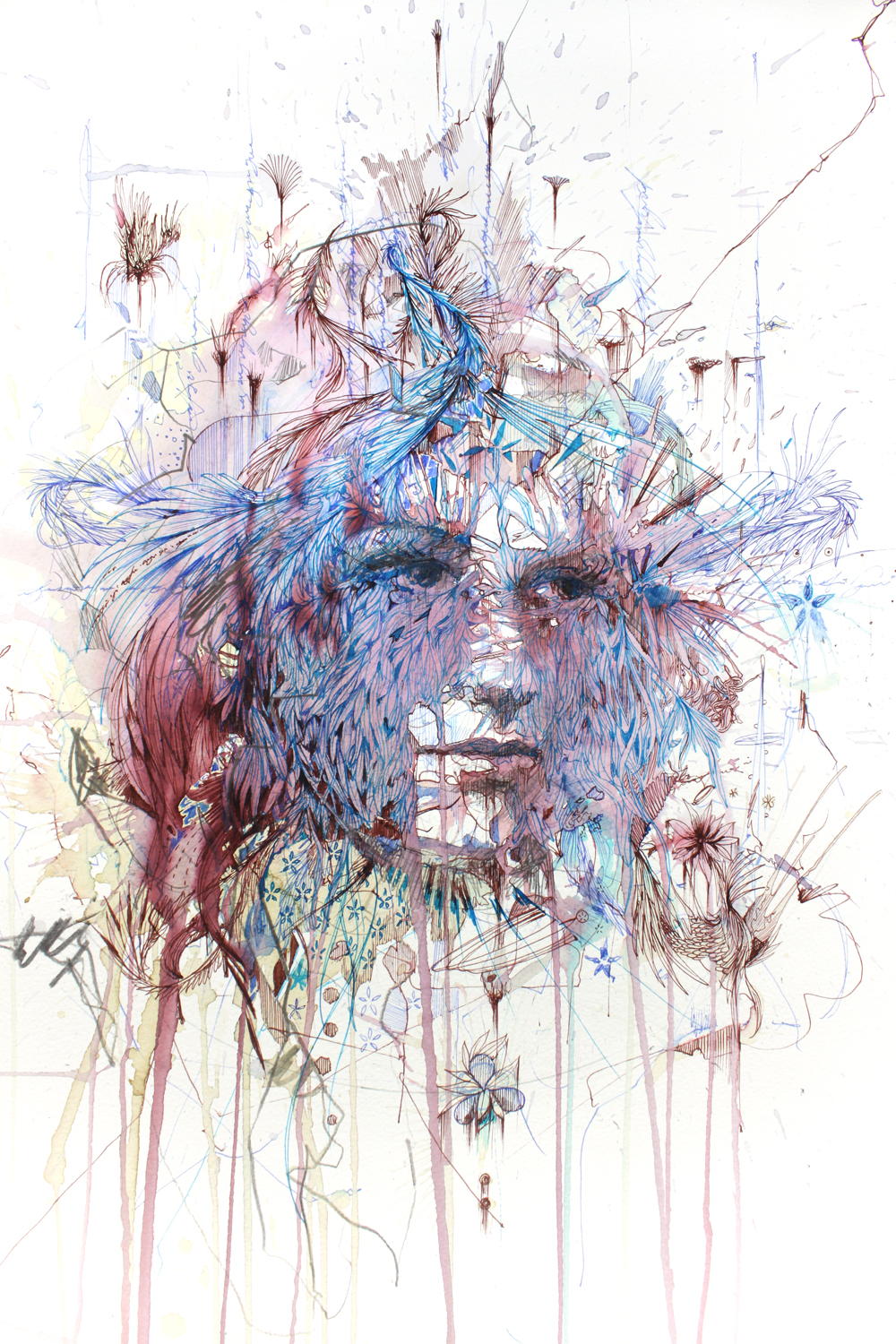 The Miracle by Carne Griffiths