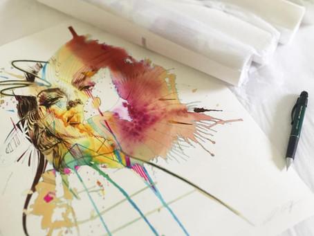 Neon Tears – Print Offer