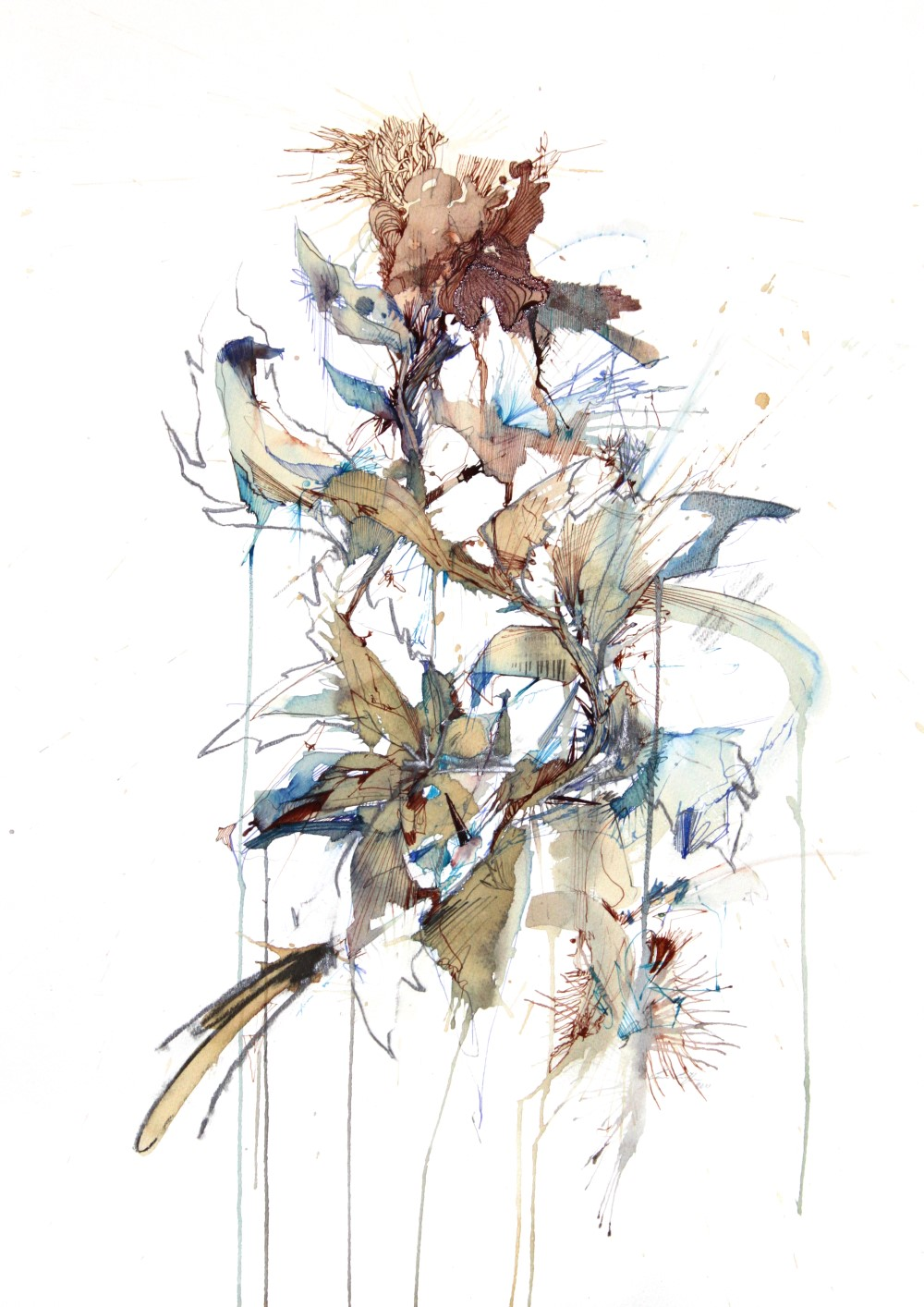 Torment by Carne Griffiths