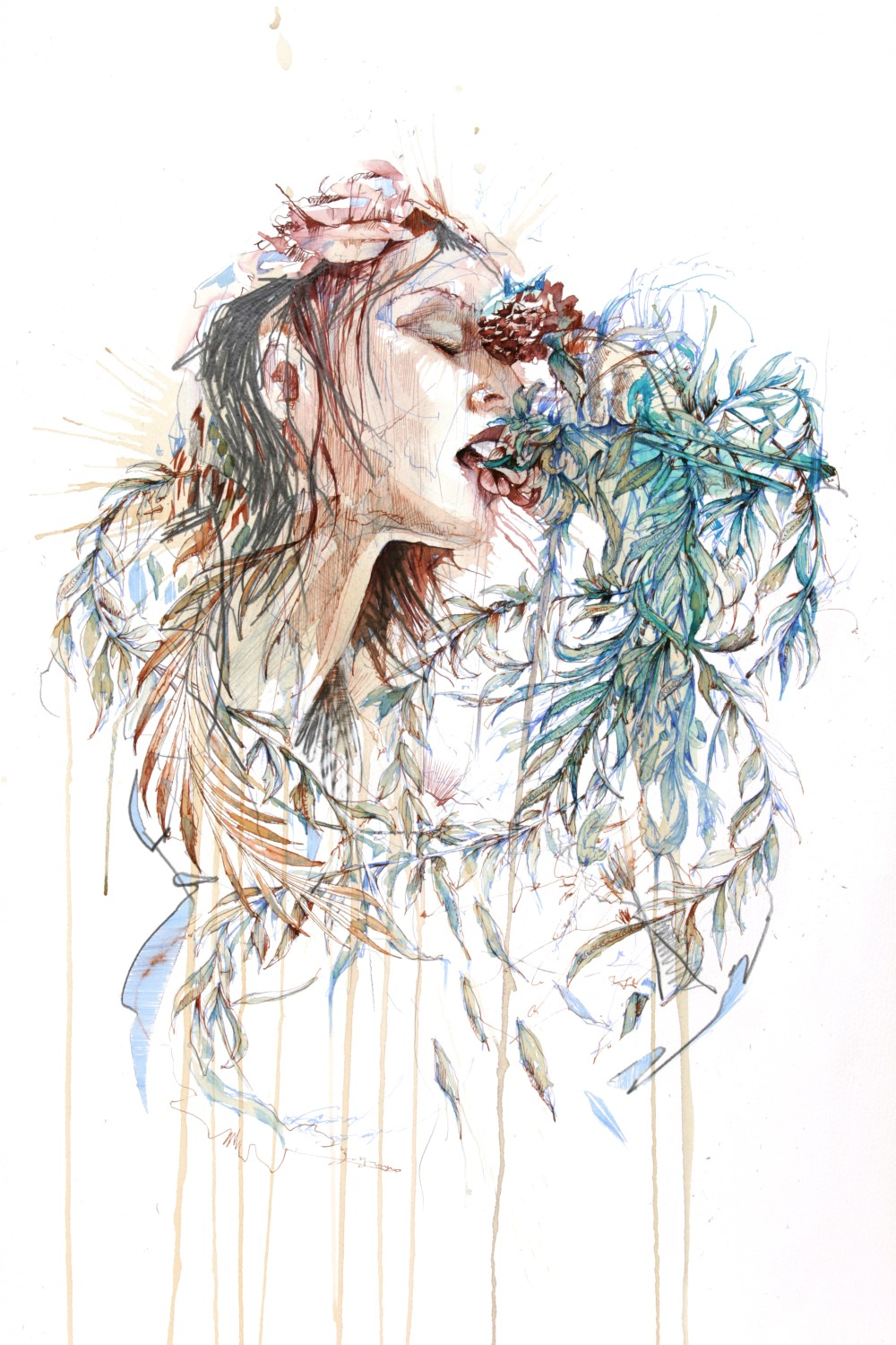 Devour by Carne Griffiths