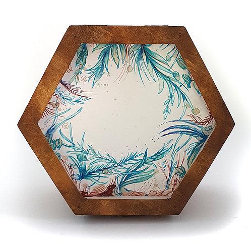 Fox -Handmade lightbox