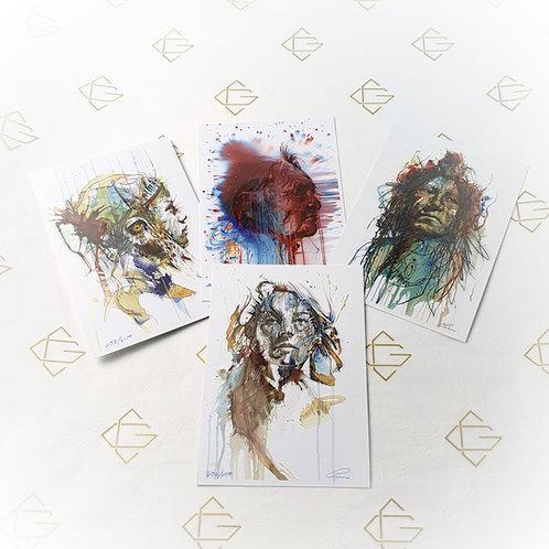 Origins - Postcard Set