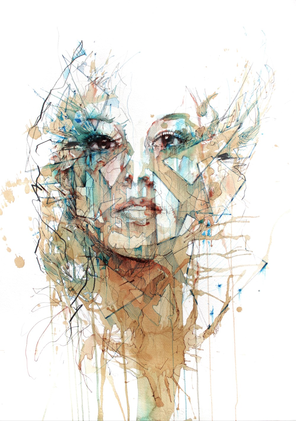 Flight by Carne Griffiths