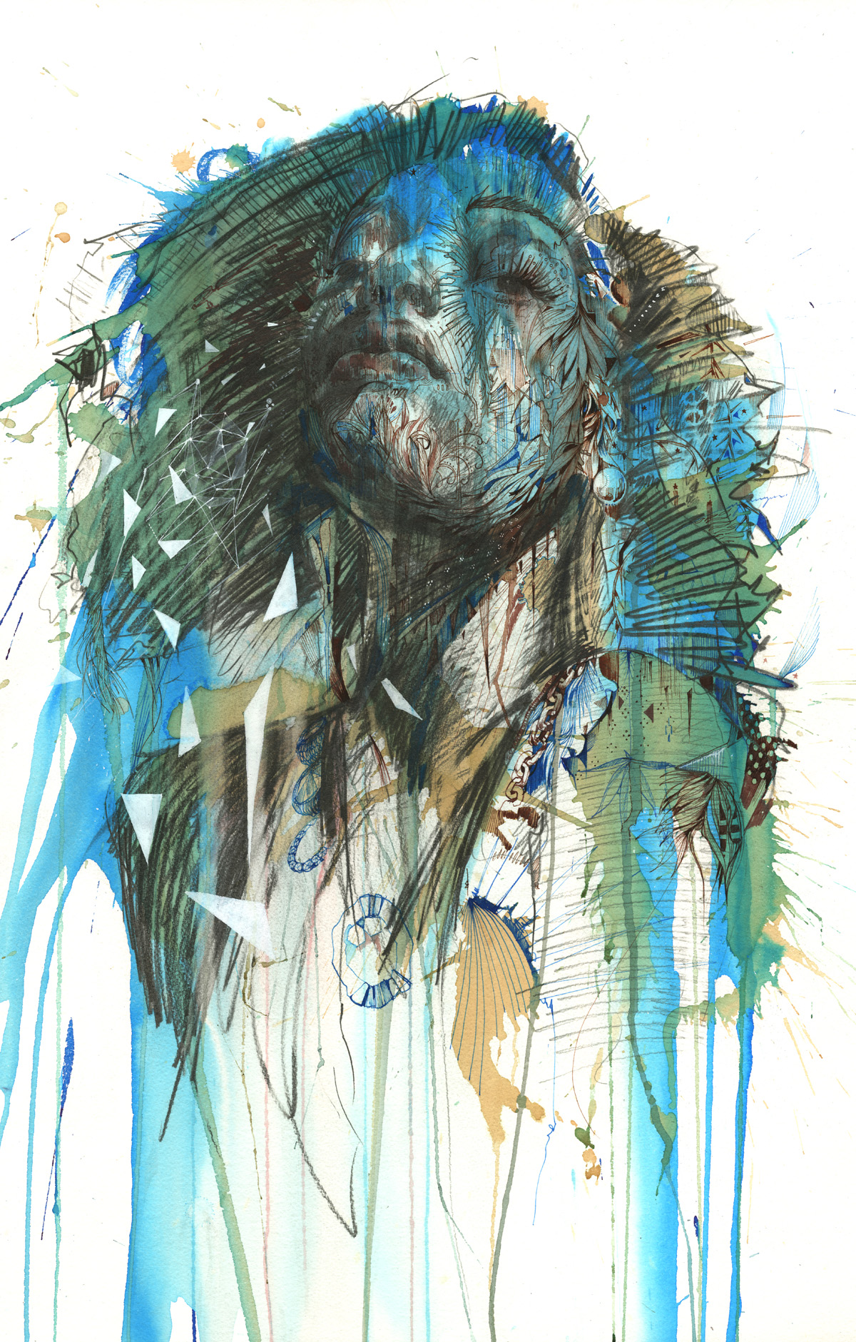 Mardy by Carne Griffiths