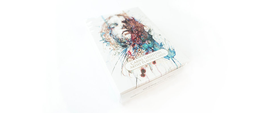 Carne Griffiths Playing Cards - Original Deck