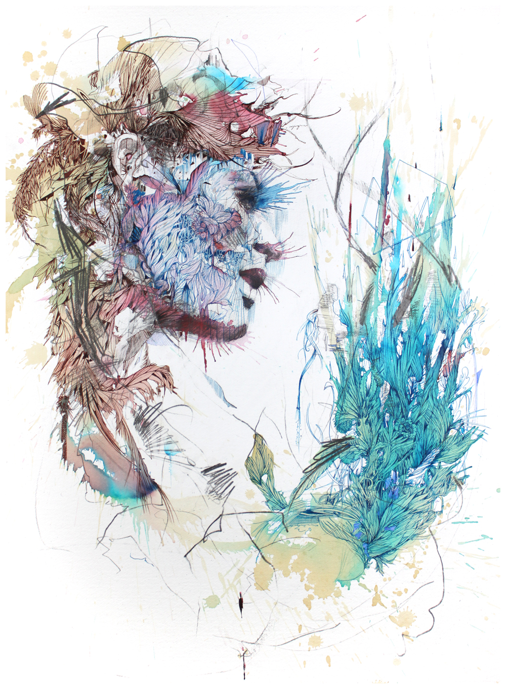 Unity by Carne Griffiths