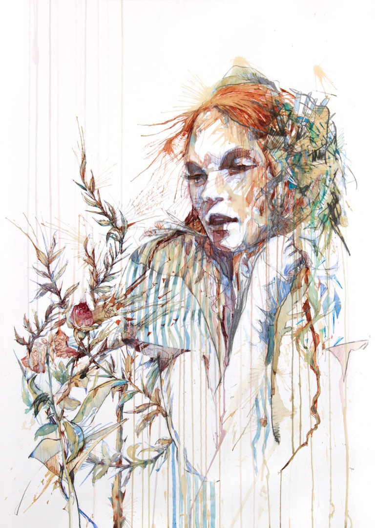 Connection by Carne Griffiths