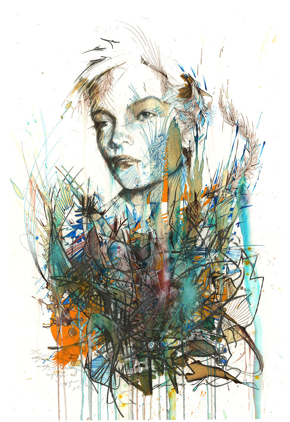 Rise by Carne Griffiths