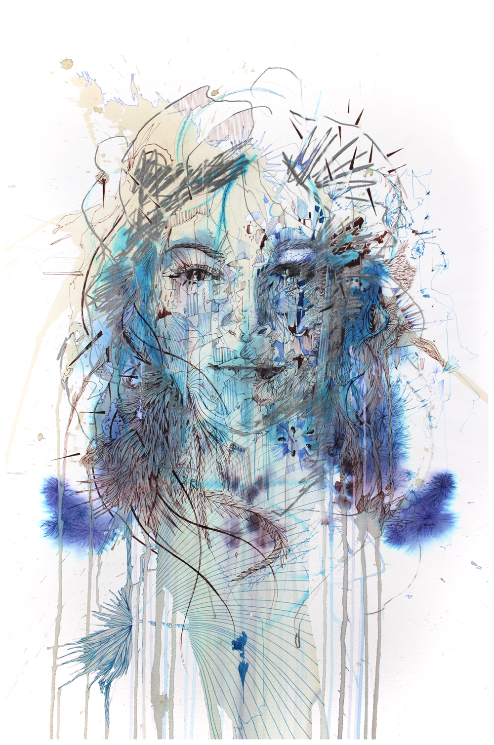 Unique by Carne Griffiths