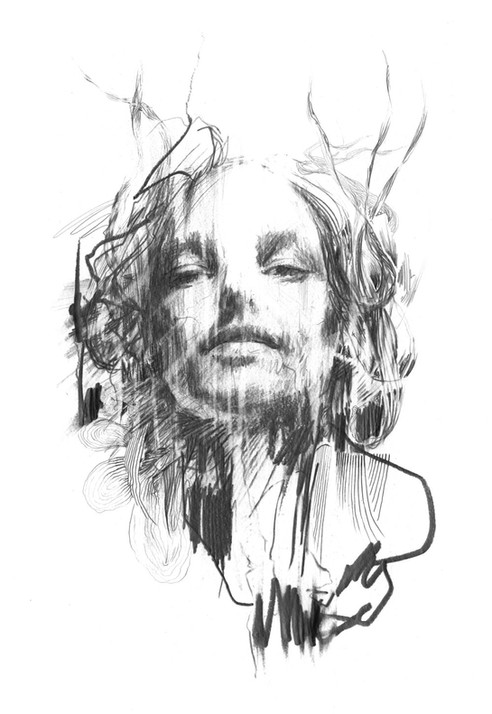 Becoming by Carne Griffiths