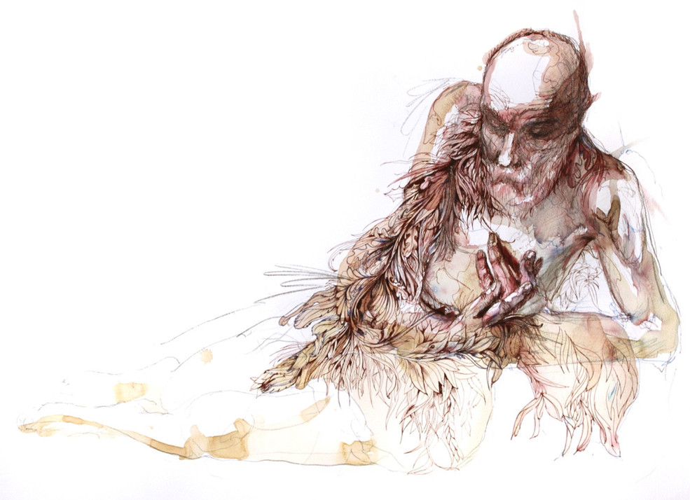 Acceptance by Carne Griffiths