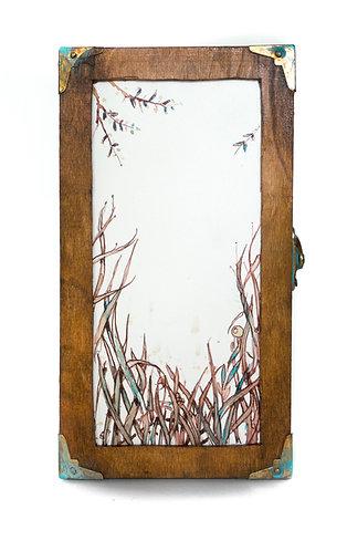 Racoon - Handmade Lightbox