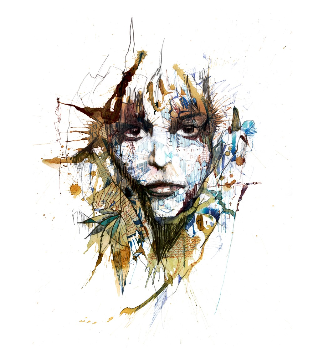 Another Place by Carne Griffiths