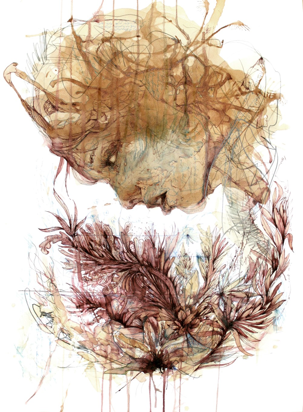 The Discovery by Carne Griffiths