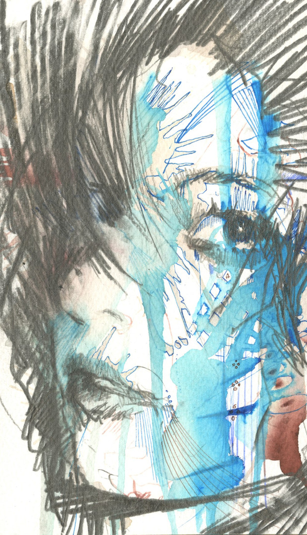 Brandy Day by Carne Griffiths