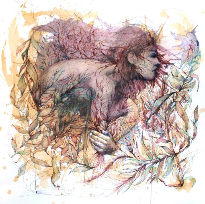 Closer by Carne Griffiths