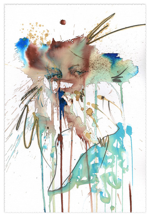 Brave New World by Carne Griffiths