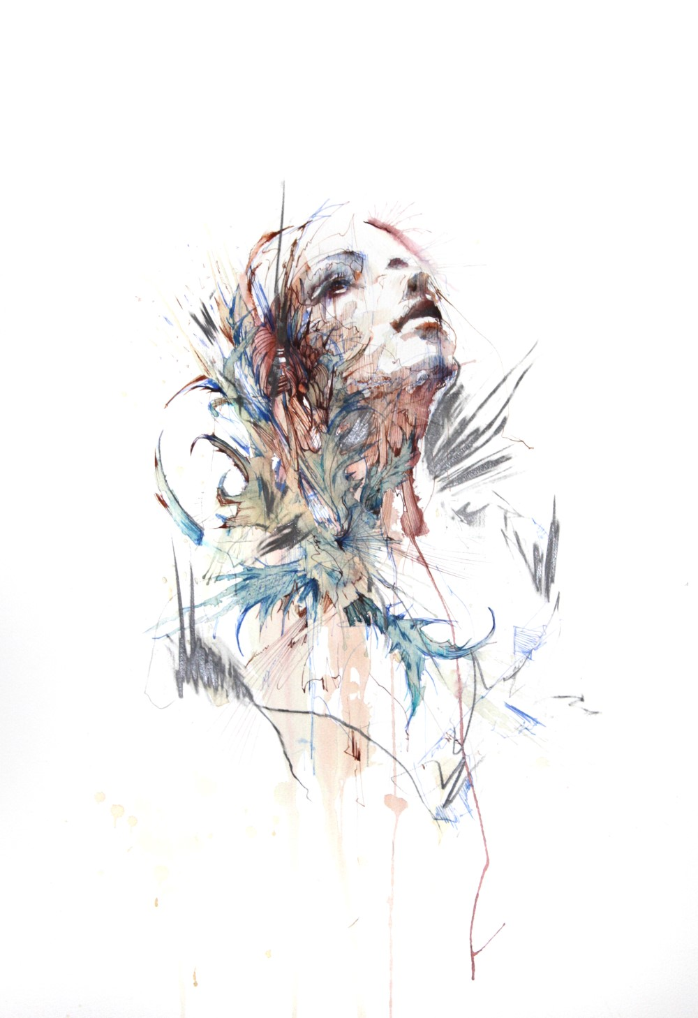 Peace by Carne Griffiths