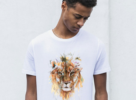 New in - Tees designed with Tee