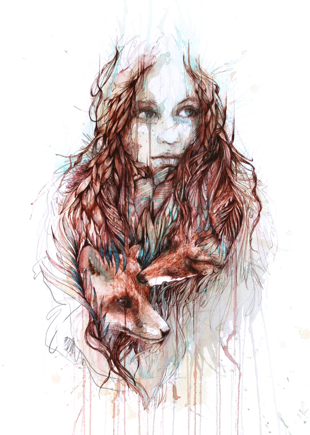 Comfort by Carne Griffiths