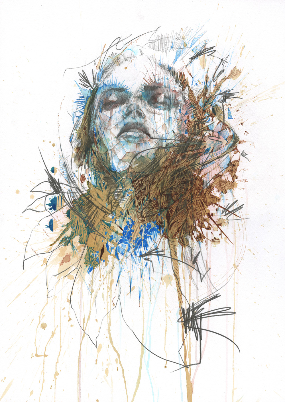 Immersed by Carne Griffiths