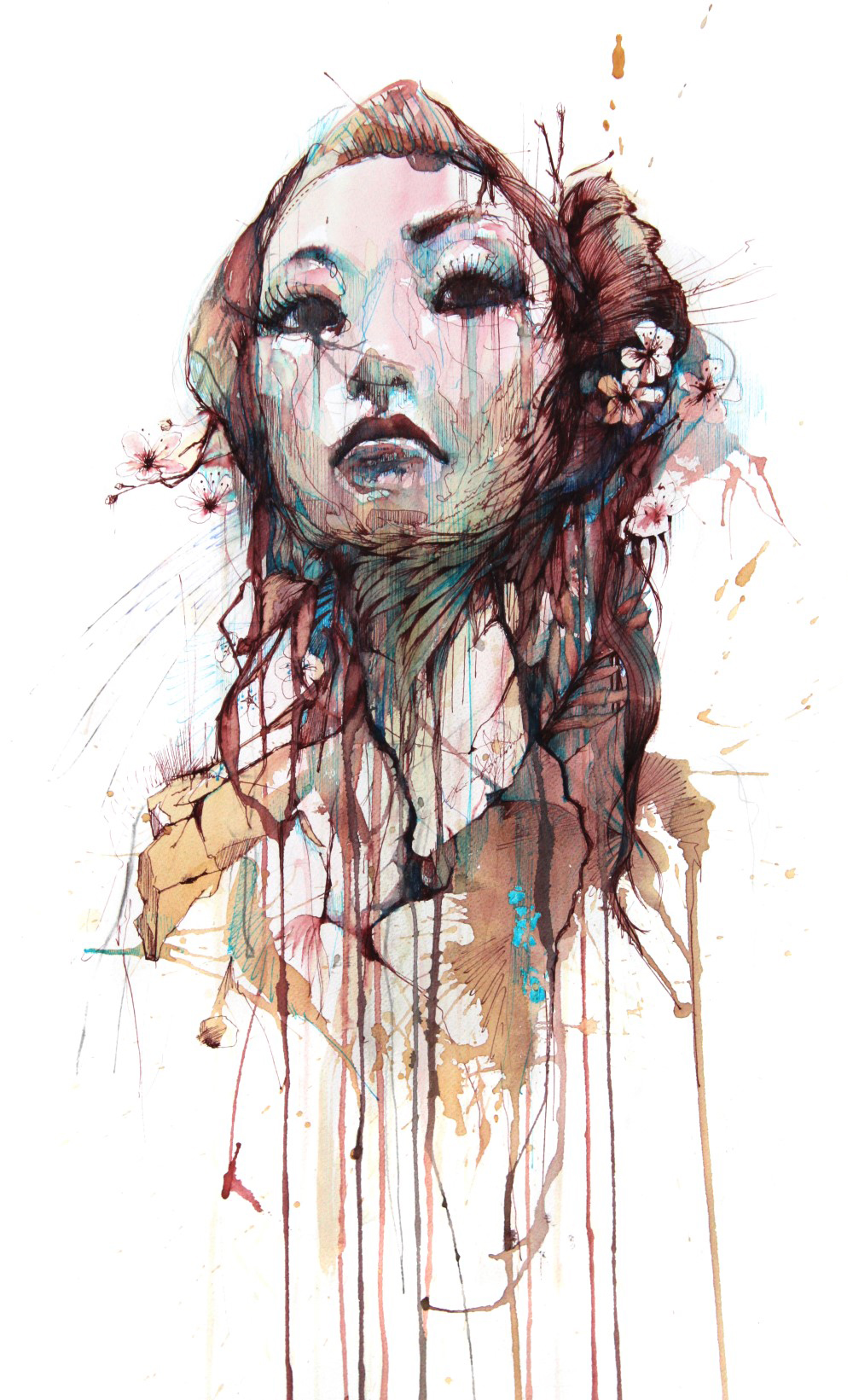 Strength by Carne Griffiths