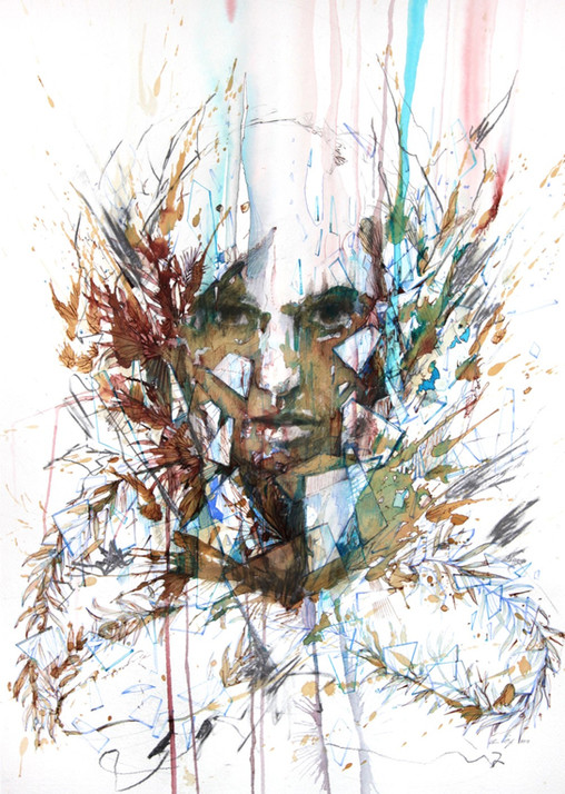 Burst by Carne Griffiths